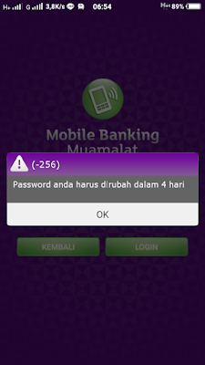 Cara Ganti Password Muamalat Mobile Banking