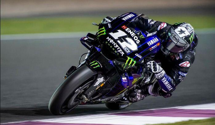 Hasil Kualifikasi MotoGP Qatar 2019: Vinales