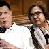 """De Lima Blame Duterte: President to be blame for alleged """"tokhang for ransom"""""""