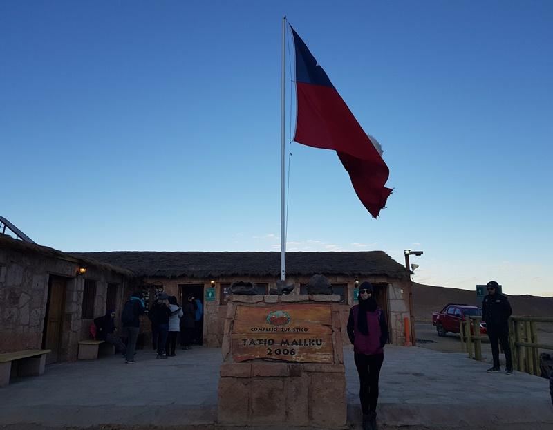 Os melhores tour no Atacama: Geysers del Tatio e Machuca
