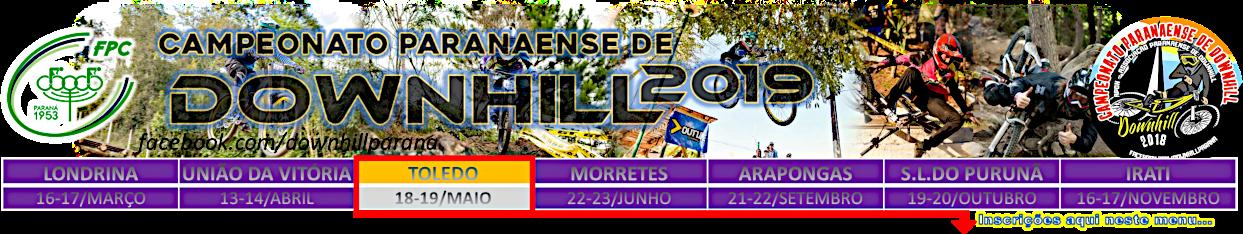 Campeonato Paranaense de DH 2019