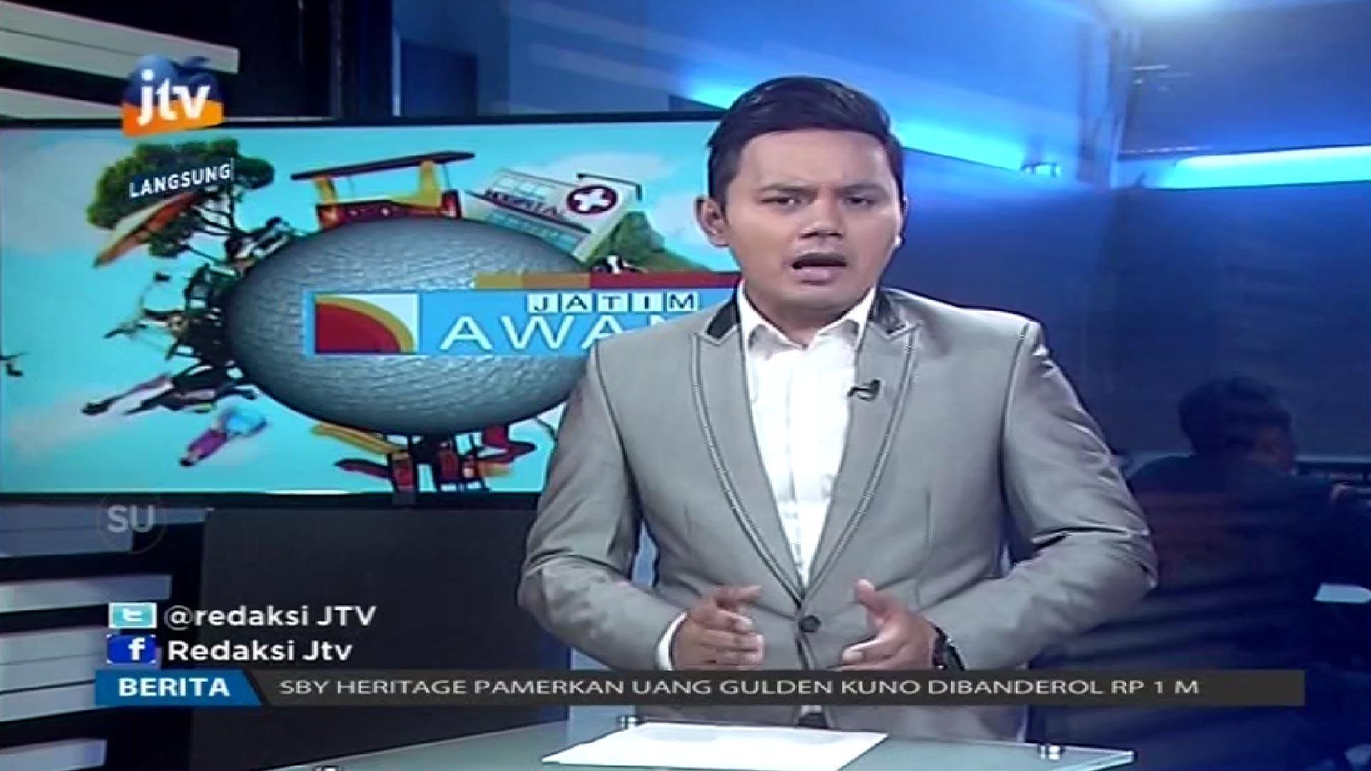 Frekuensi siaran JTV di satelit ChinaSat 11 Terbaru