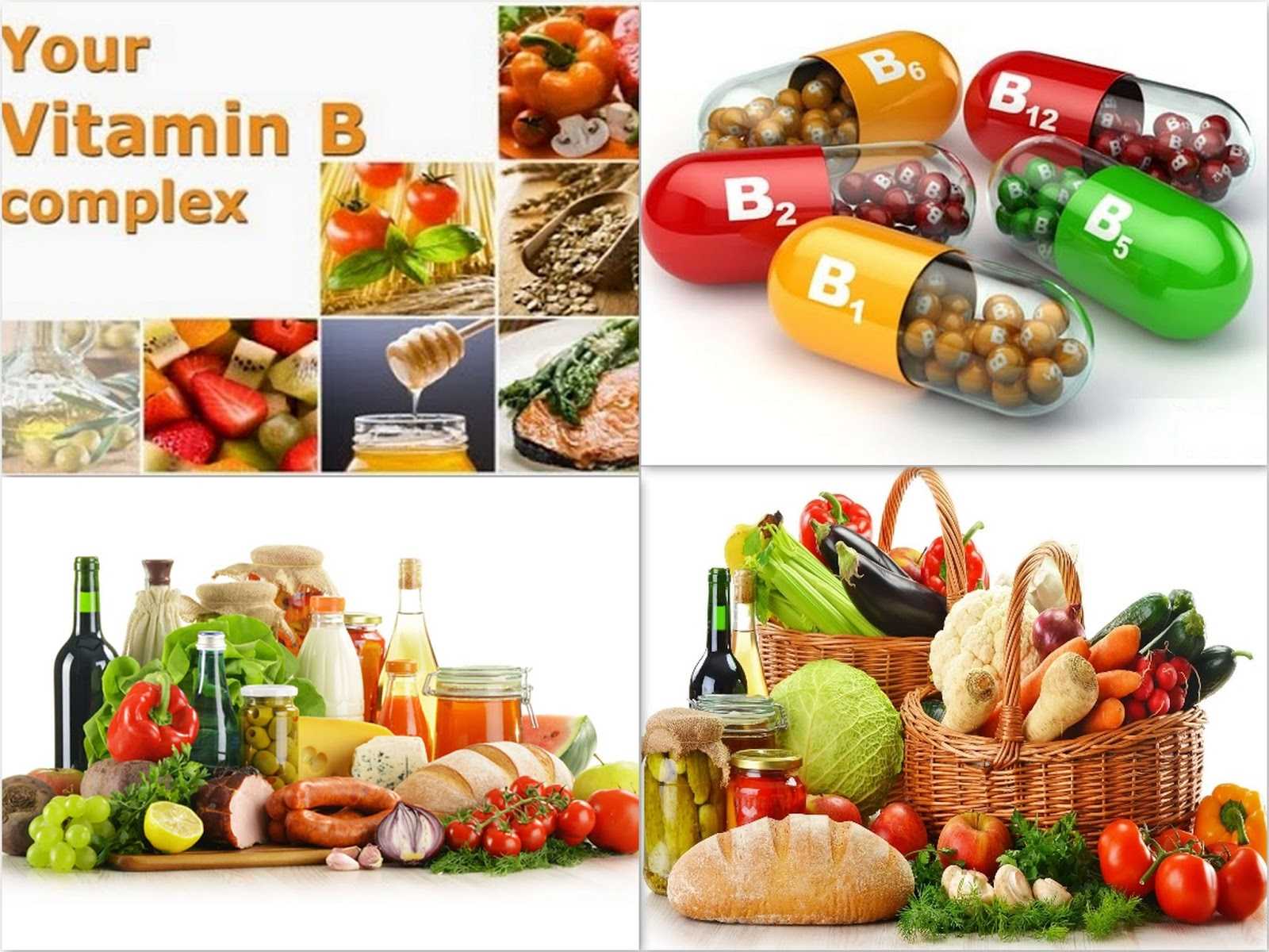 VITAMIN B COMPLEX TO RECOVER ALCOHOLISM - Natural Fitness Tips