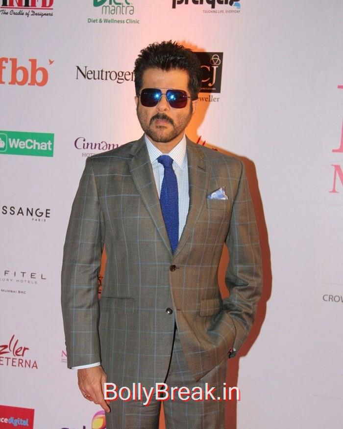 Anil Kapoor, Grand Finale of Femina Miss India 2015 Photo Gallery