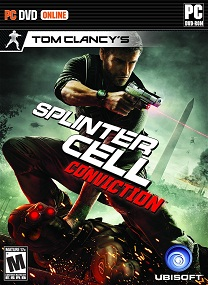 Tom Clancys Splinter Cell Conviction Repack-CorePack