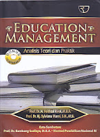 Judul Buku : Education Management Analisis Teori dan Praktik Bonus CD Interaktif