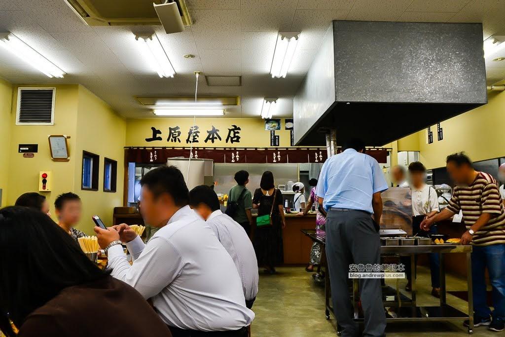 讚岐烏龍麵上原屋本店,高松站好吃必吃,香川縣必吃烏龍麵,栗林公園旁餐廳
