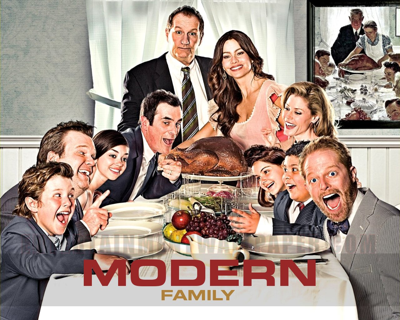 modern family wallpaper photo - photo #21