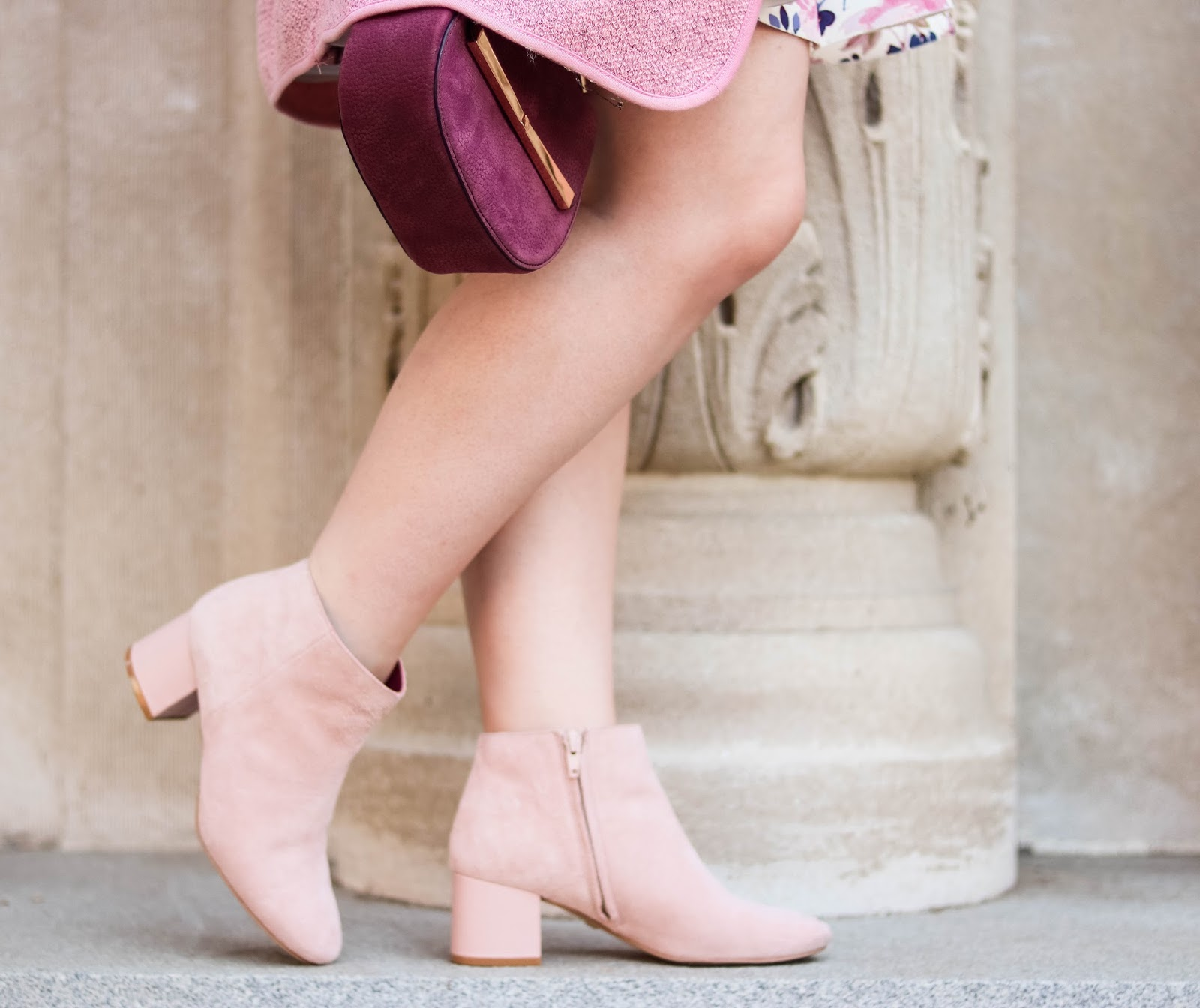 Shoes of Prey Review by popular California style blogger Lizzie in Lace