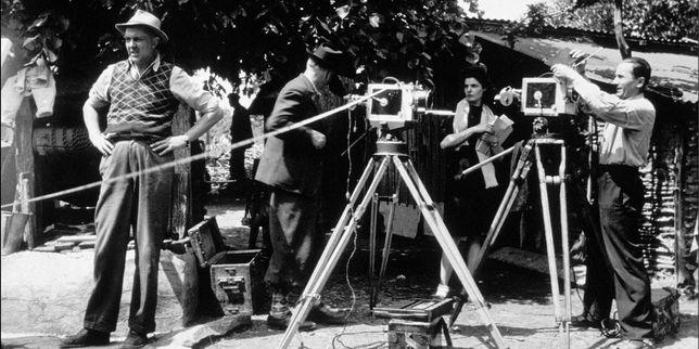 Filmación con dos cámaras