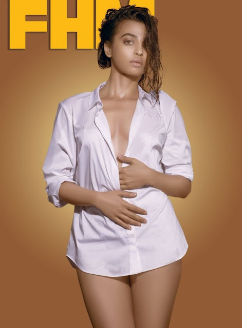 Radhika Apte Hot Photoshoot For FHM Magazine Ultra HD Photos Stills