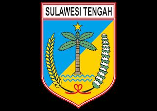 Logo Provinsi Sulawesi Tengah Vector