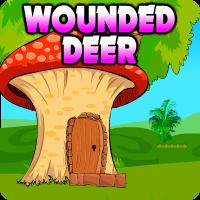AVMGames Wounded Deer Escape