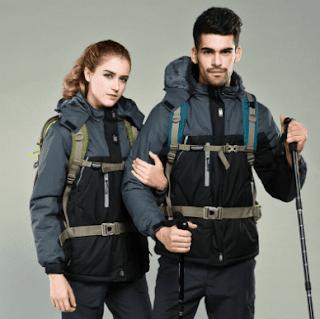 Tips Memilih Jaket Gunung Waterproof Terbaik
