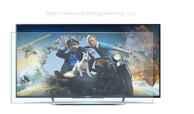 واقي  شاشة تلفزيون 80 بوصة من شركة الدلتا / مصر