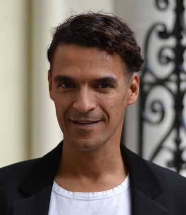 Schauspieler Michael Dierk lebt in London