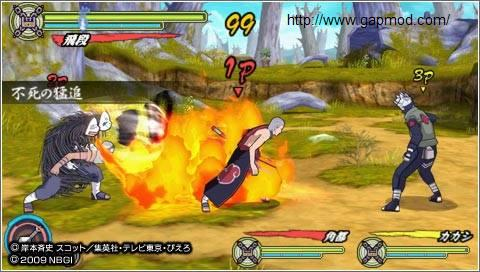 download game ppsspp naruto ultimate heroes 3 iso