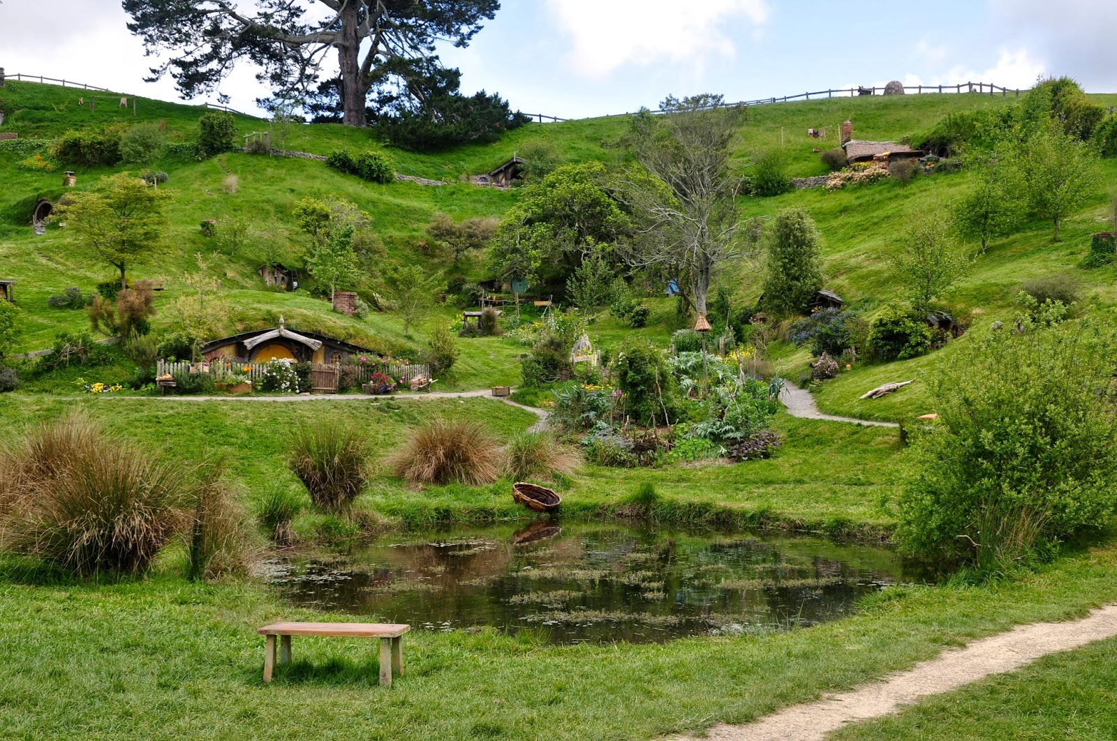 Adventures in Welly: The Shire