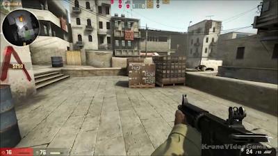 لعبة Counter-Strike Global Offensive كاملة للكمبيوتر