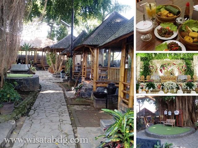 Rumah Makan Ponyo, Wisata Kuliner Legendaris di Bandung