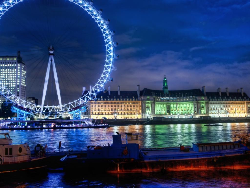 FotoFoto Keindahan Kota London Inggris