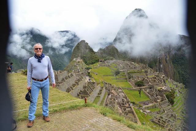 Machu Picchu inka