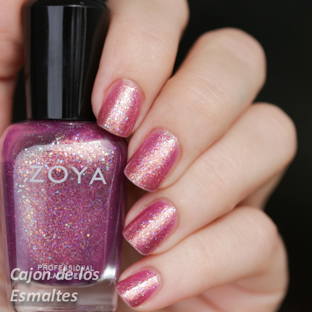 Zoya - Binx swatches