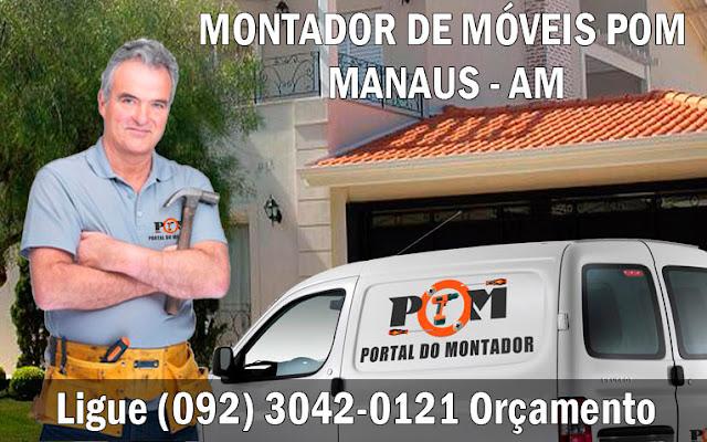 Montagem de Móveis Manaus AM (092) 3042-0121