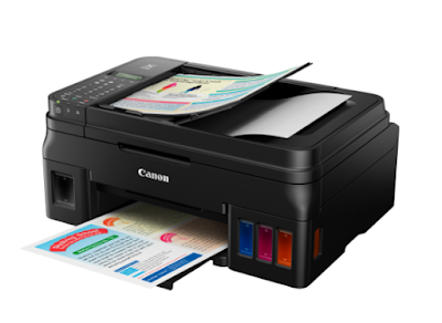 Canon Launches First PIXMA Inkjet Printers With Built-In Refillable Ink Tank System