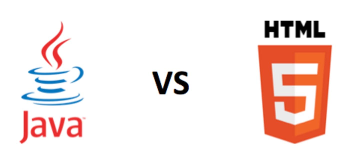 Java Browser Plugin vs HTML5
