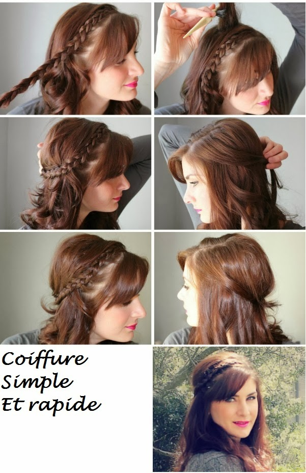 Coiffure Facile Pour Cheveux Court Ivory Hairstyle