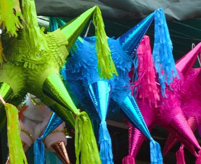 Resultado de imagen para piñatas de picos