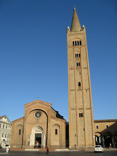 The Abbey of San Mercuriale in Forlì