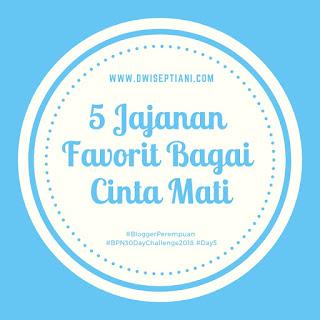 makanan favorit indonesia
