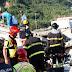 Terremoto causa duas mortes e deixa duas crianças soterradas no Sul da Itália