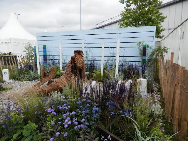 Garden visit, Gardener's World Live. 2018.  By UK garden blogger secondhandsusie.blogspot.com #gardenersworldlive #gardenersworldlive2018