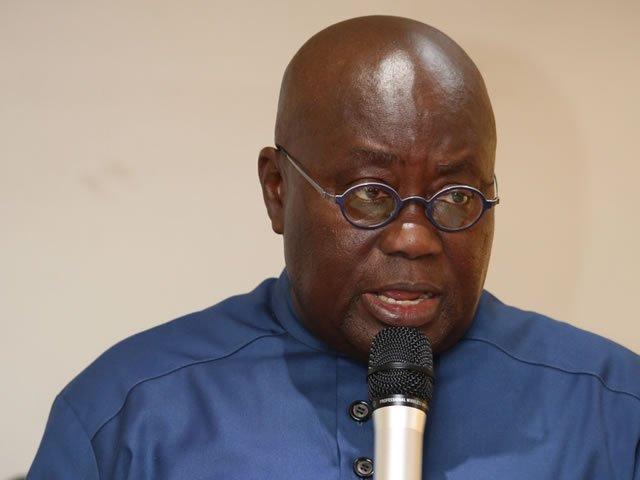Akufo-Addo to honour memory of fallen men at 'Crossroads Shooting'