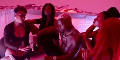 Download Video | Harmonize x Burna Boy x Diamond Platnumz - Kainama