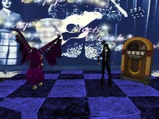 Purple People Eater, Ariel w/Starlena
