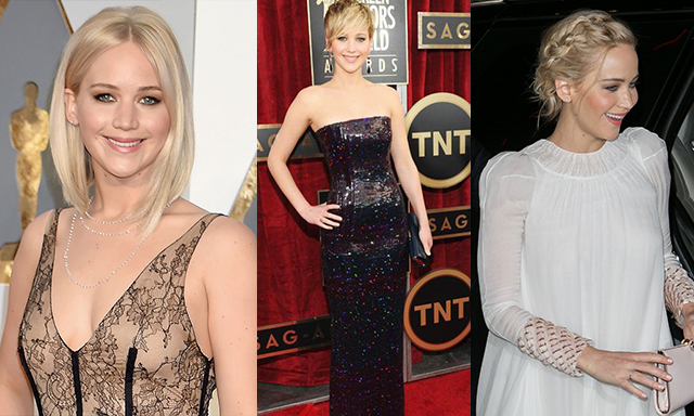 Fashion, beauty and style tips of Jennifer Lawrence wallpapers