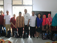 Wali Kota Salurkan Zakat Untuk 250 Orang Penyadang Tunanetra