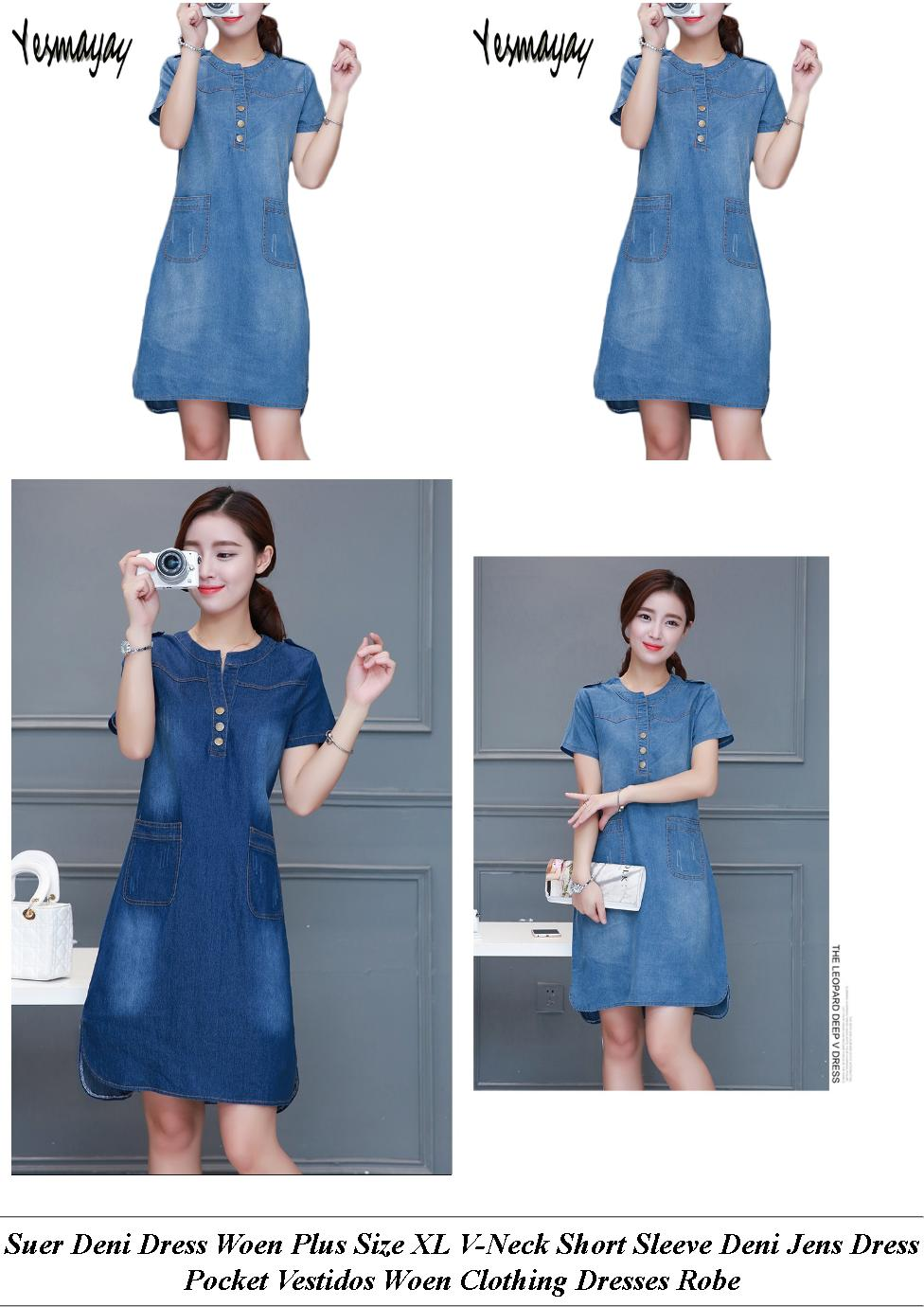 Knee Length Casual Dresses Cheap - Evening Dresses On Sale Usa - Pants Mens