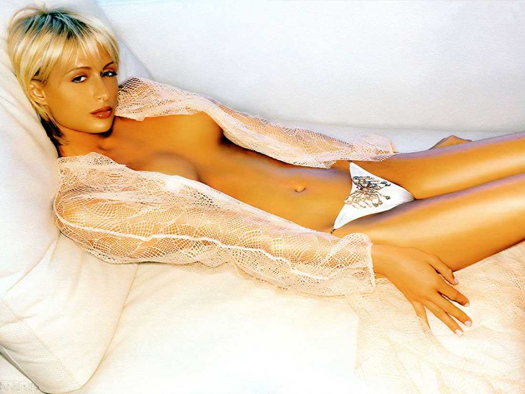 Paris Hilton Nude Naked