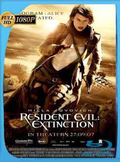 Resident evil 2007 HD [1080p] Latino [Mega] dizonHD