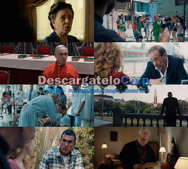 Francisco el padre Jorge DVDRip Latino