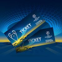 Bilety na finał Ligi Mistrzów 2018 r. w Kijowie w loterii Mastercard do wygrania
