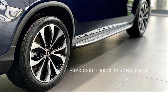 Mercedes GLC 300 4MATIC Coupe 2019 lên mâm đẹp mắt vừa về tới Mercedes Trường Chinh