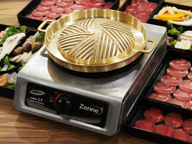 Unique Grilling Pan