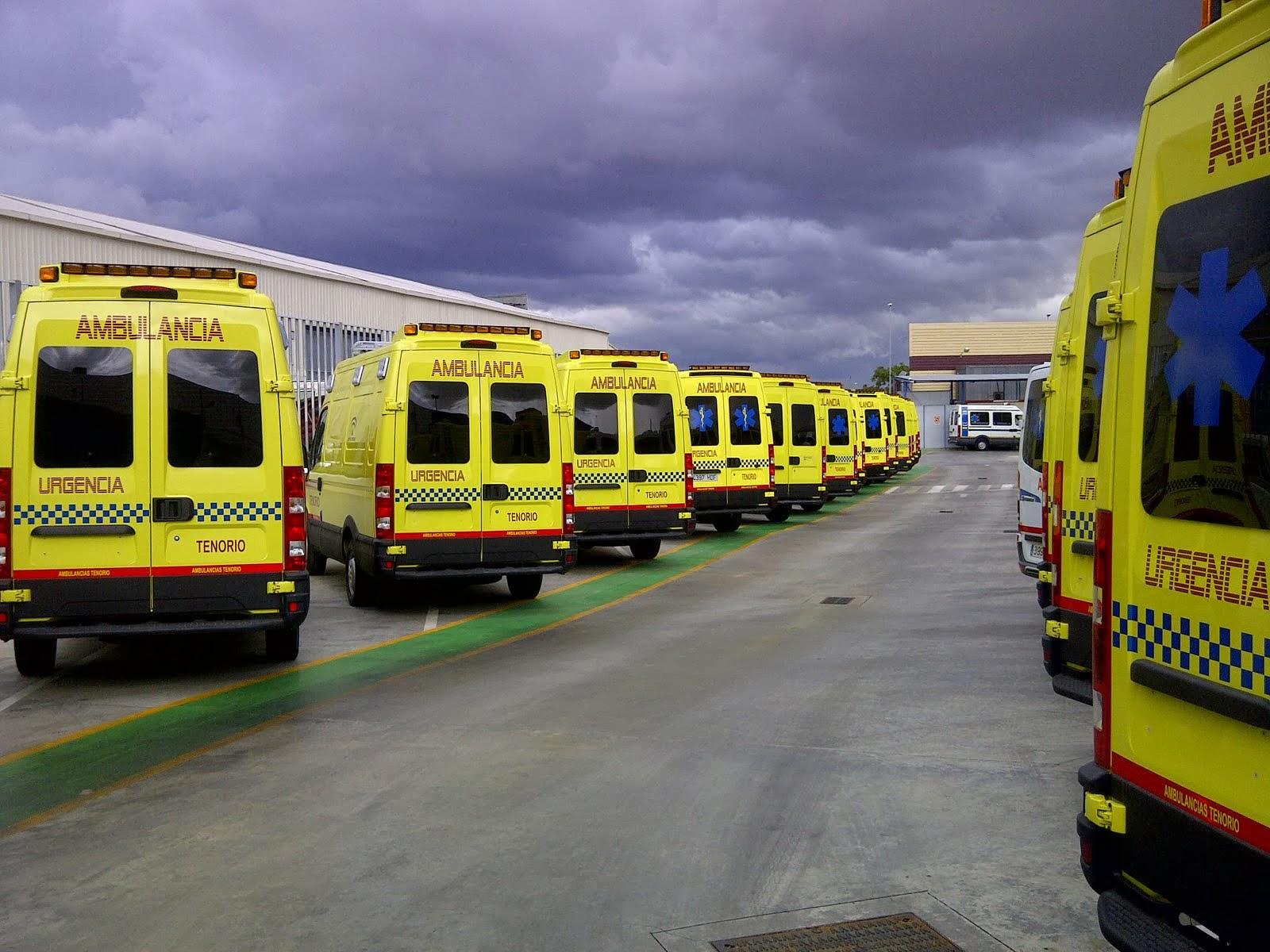 Ugt ambulancias tenorio - Transporte islas baleares ...