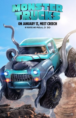 Monster Trucks Movie Download (2017) 720p HD MP4, MKV